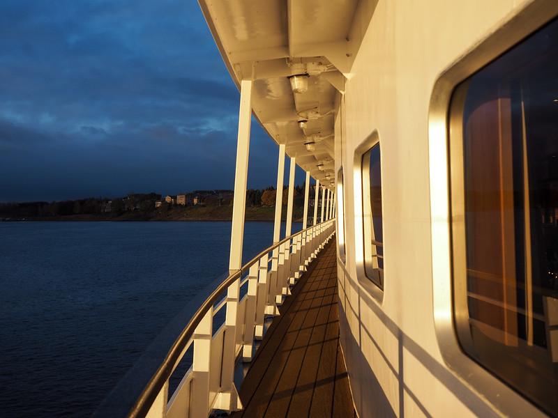 Viking Akun on the Volga River