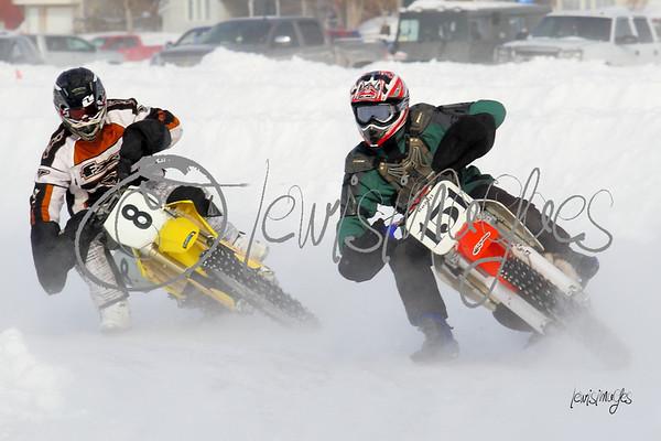 Regina MX Ice Racing 2014