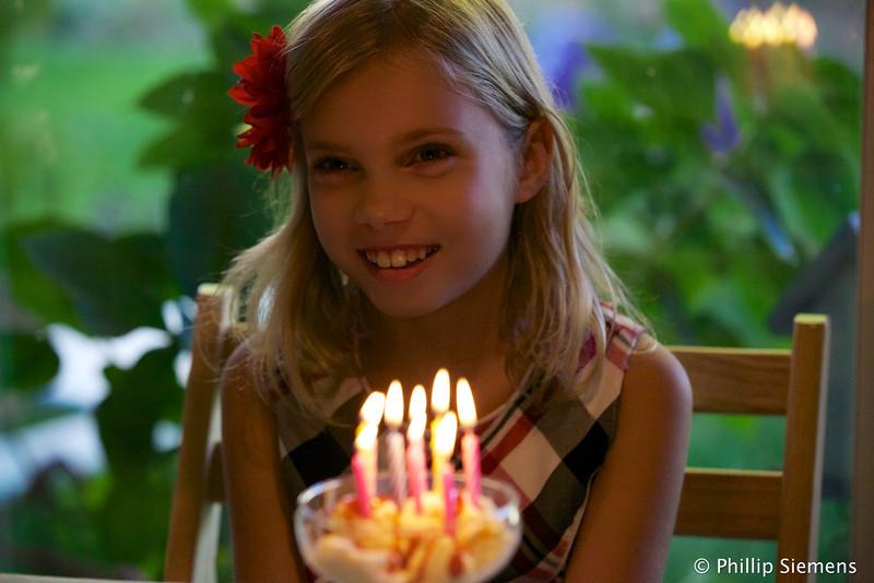 Happy birthday, Audree