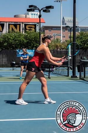 2019 Tennis vs. New Haven