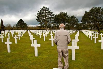 Normandy, April 2012