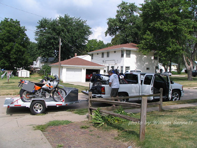 2007 Trans America Trail ride
