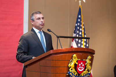 2013-09-10 DC - National Day @ Embassy of Singapore
