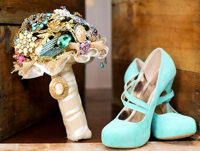 Clampitt Wedding
