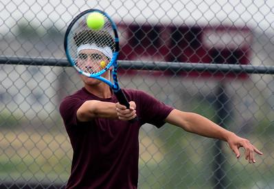 Photos: Greeley Central at Silver Creek Boys Tennis