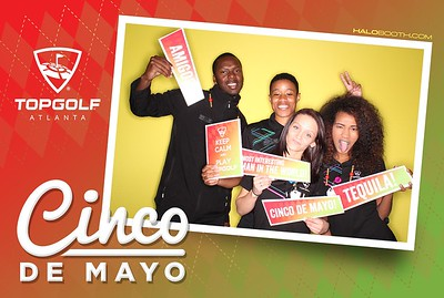 Cinco De Mayo @ TopGolf Atlanta