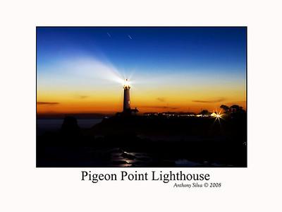 Pigeon Point Lighthouse Pescadero, CA