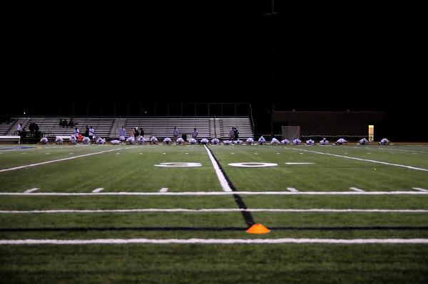 LCC Varsity Lacrosse vs San Marcos 3.09.12