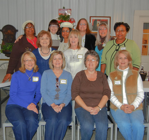 Girls of Class of '69 - 12/4/2010