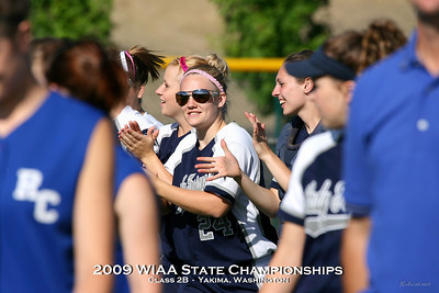 2009 Fastpitch State - (Round #1) Pe Ell over Davenport