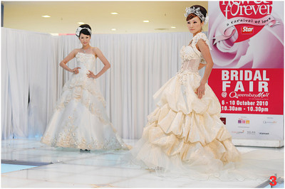 20101009 QBM Blissful Bridal Show