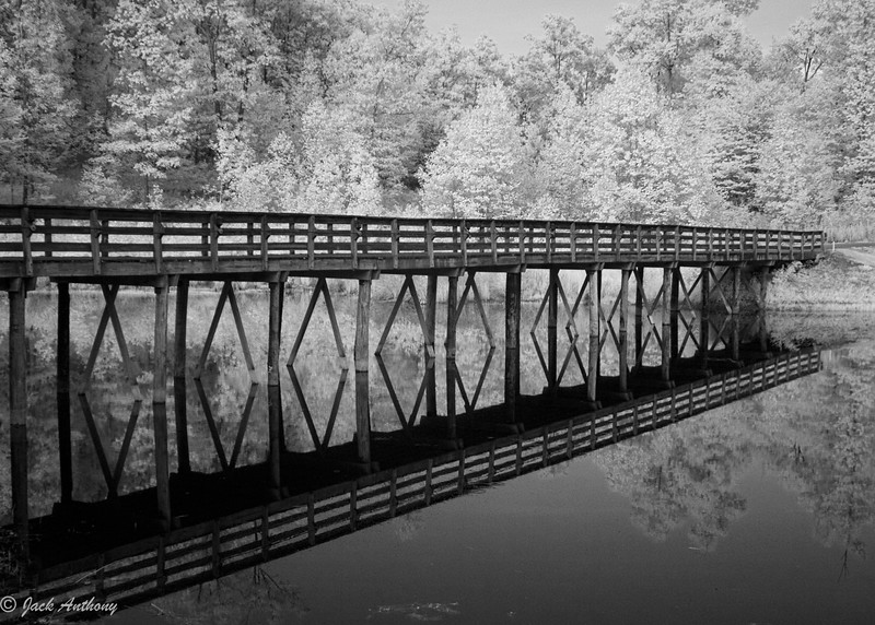 Bridge, Gold Creek Golf Course, Dawsonville, GA