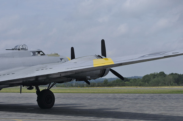 B-17 FLIGHT   JULY 26, 2009