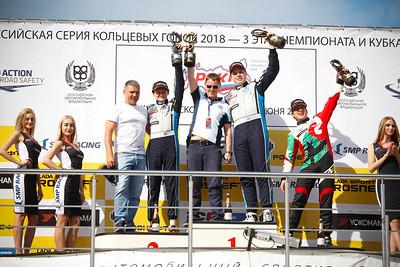 3 этап СМП РСКГ 2018 - Нижний Новгород - 1-3 июня