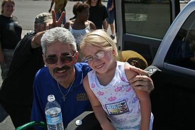 Homeless Outreach - June 2009