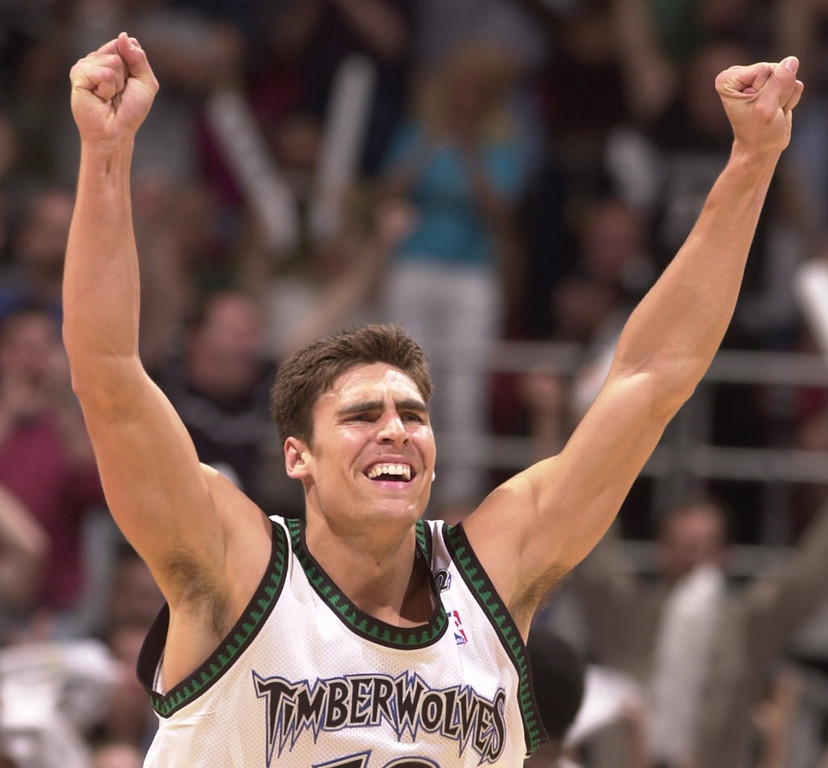 . 4. 1999: No. 6 Wally Szczerbiak, No.14 William Avery, No. 42 Louis Bullock.  Szczerbiak spent seven seasons with the Wolves and made the all-star team in the 2001-02 season. He is the third-leading scorer in franchise history (6,777 points) and ranks second in three-point field goals (343) and three-point percentage (40.4). The Avery pick was one of the worst in team history, and it kept this draft from ranking in the top three. Metta World Peace (formerly Ron Artest) was drafted two spots behind Avery, who played just three NBA seasons. Bullock never played a game in the NBA.
