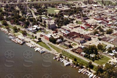 Ohio River & Boats