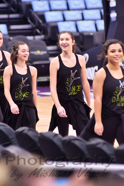2017 Colfax Halftime Shows at the Golden1 Center