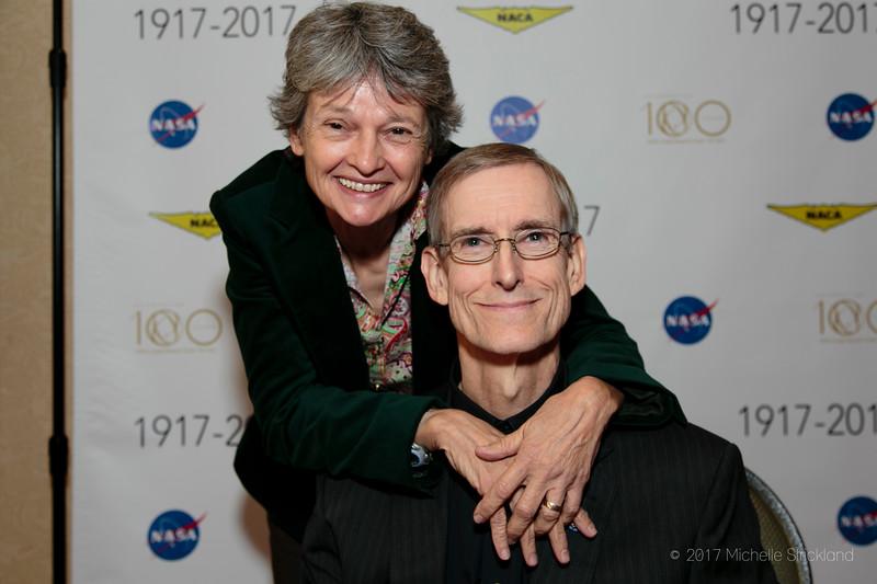 Dave Young, Director of Science at NASA Langley