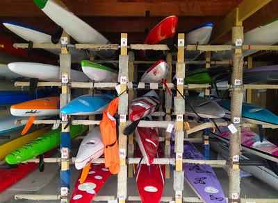 Surf Skis