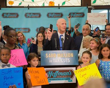 6-22-2015 West Palm Beach - Hoffman's Chocolates