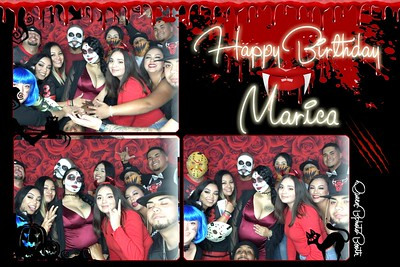 Happy Birthday Marica