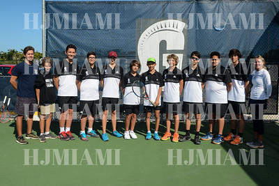 Tennis Boys 3/6/18
