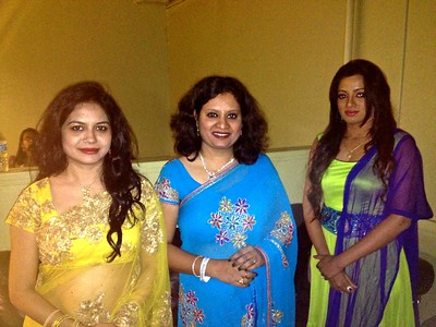 With Singers and Music Directors!!