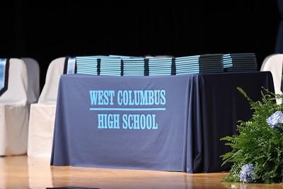 West Columbus High School graduation 2021