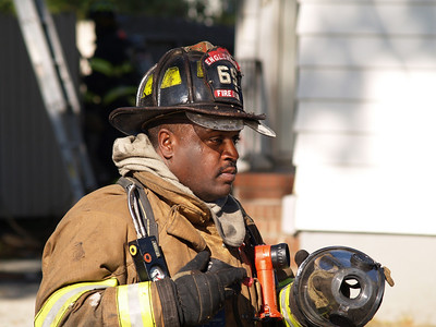 Englewood, NJ Firefighter Darius Hunt