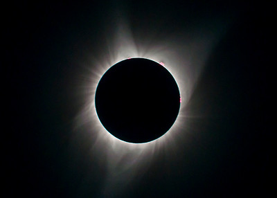 Solar Eclipse - August 20 and 21, 2017