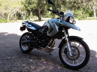 2009 F650GS