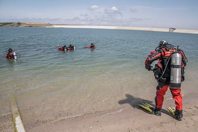 Dive Team Training 8-3-17