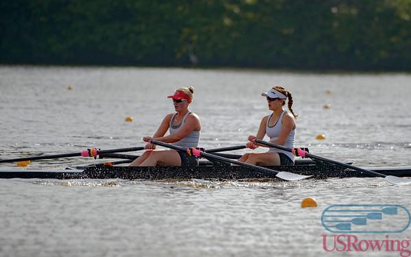 Women Youth Double Semifinal