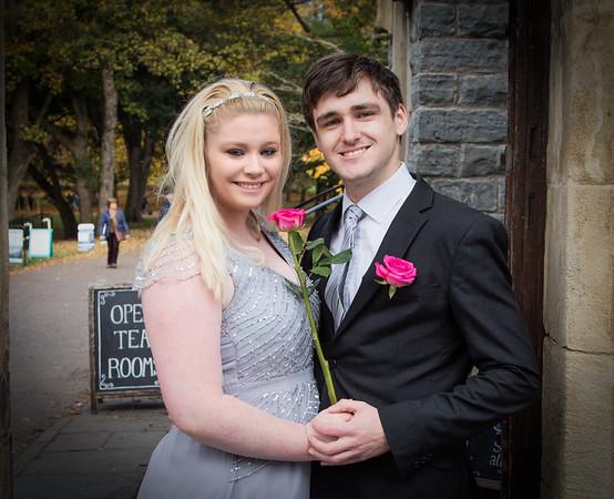 Pre wedding shoot - Cardiff Castle