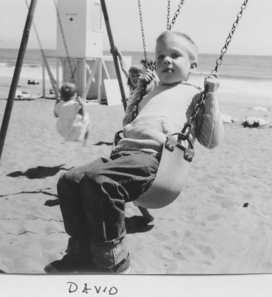 David, swings at Cayucos