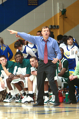 Madison Memorial Boys Basketball - Steve Collins