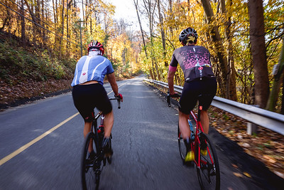 Early Fall Cycling