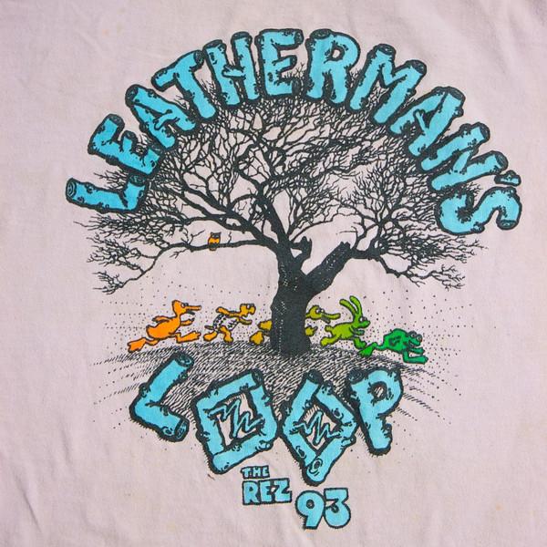 1993 Shirt - Tim Parshall