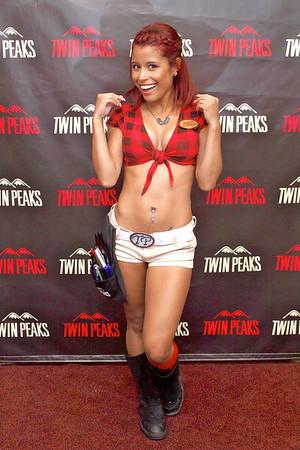 Twin Peaks Bikini Contest 5/6/13