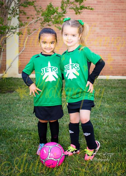 Rookie Jets - TNYMCA Soccer Spring 2016