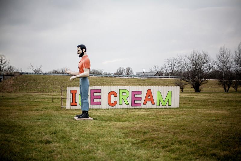 Lumberjack Icecream