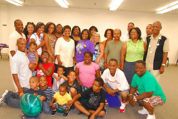 Surratt Family Reunion Sat July 10, 2010