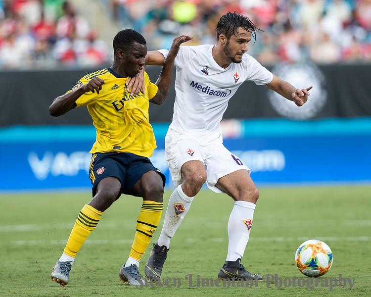 Luca Ranieri #6, Eddie Nketiah #30