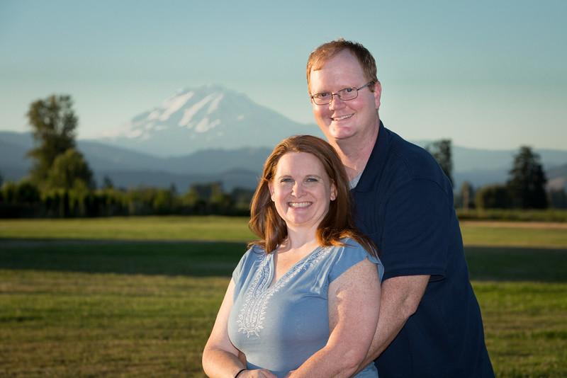 Kathleen and Matt Engagement