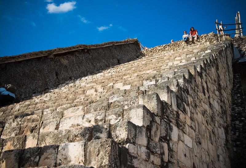 Acropolis, Ek' Balam