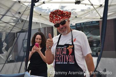 Salsa Fest 2012
