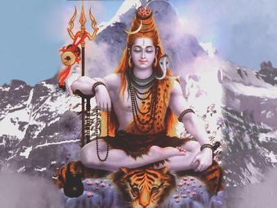 Hindu God Shiva (Shiv) - The Destroyer