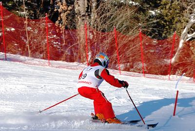 Elite Course Vallée Bleue 28 Janvier 2007