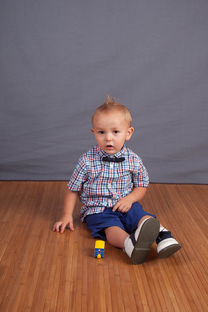 Jexton Lee - 2 yrs old
